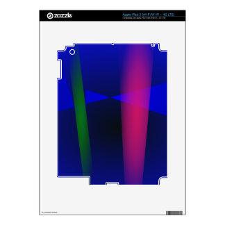 Simple Geometrical Abstract iPad 3 Skins