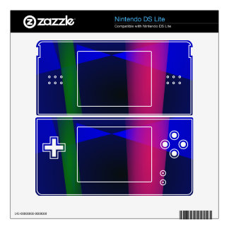 Simple Geometrical Abstract Skins For DS Lite