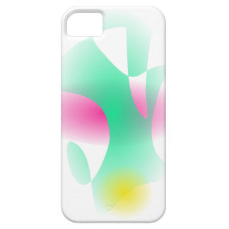 Simple Graded Abstract Art iPhone 5 Cases