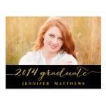 Simple | Graduation Party Invitation Post Cards