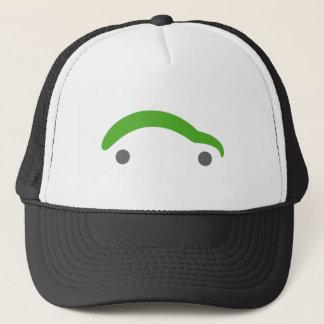 Simple Green Car Baseball Cap