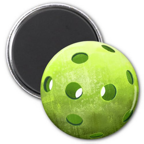 Simple Green Pickleball Magnet