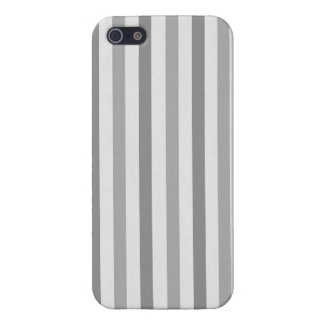 Simple Grey on Gray Stripes Iphone Case iPhone 5 Cases