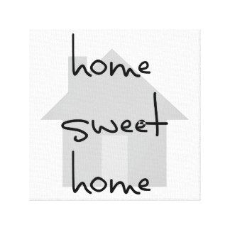 simple gris blanco negro moderno casero dulce impresión en tela