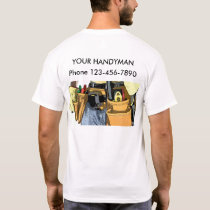 Simple Handyman Shirts