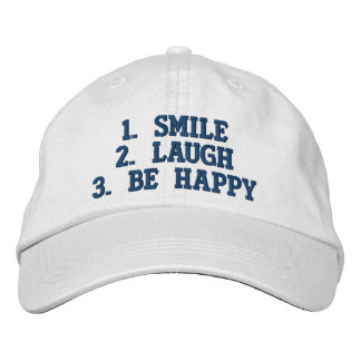 Simple Happiness Steps Cap