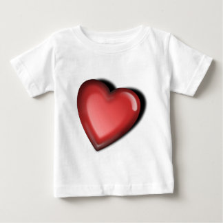 Simple Heart Baby T-Shirt