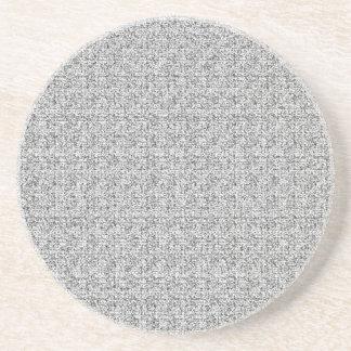 Simple Herringbone Pattern Coaster