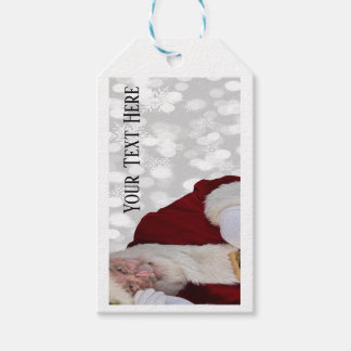 Simple Holiday Gift Tag