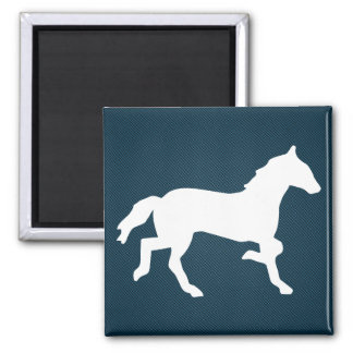 simple horse magnet