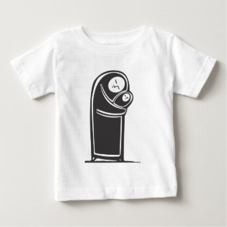 Simple Islamic Mother Baby T-Shirt