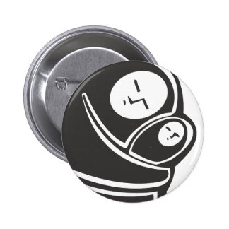 Simple Islamic Mother Button