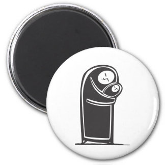 Simple Islamic Mother Magnet