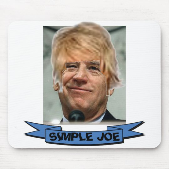 SIMPLE JOE MOUSE PAD