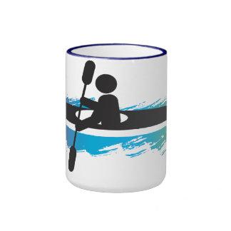 Simple Kayak Mug