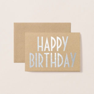 Happy Birthday Simple Gifts On Zazzle