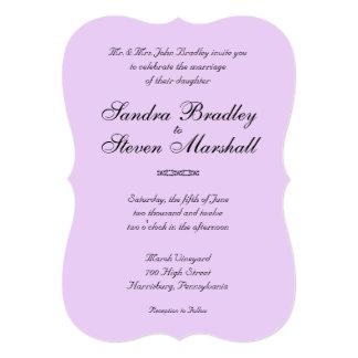 Simple Purple Wedding Invitations Popular Wedding Invitation 2017
