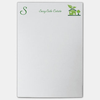 Simple Letterhead notes Post-it® Notes