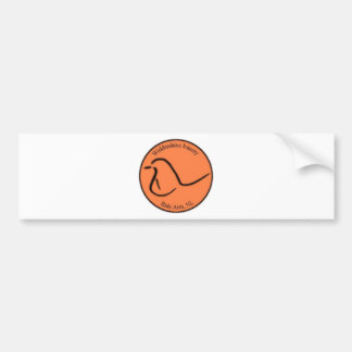 Simple Logo.png Bumper Sticker