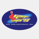 Simple Logo Sticker