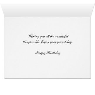 professional birthday greeting cards  zazzle, Birthday card