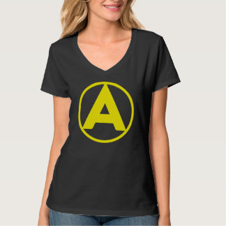 Simple. Market Anarchy, dude. Shirt