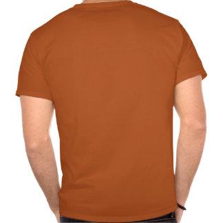 Simple Massage Therapist Tee - Orange