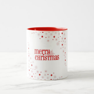 Simple Merry Christmas Mug