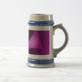 Simple Misty Abstract Balance Art Mug