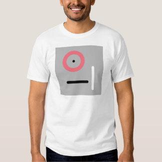 Simple Modern Face T Shirt