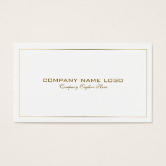 business card border template
