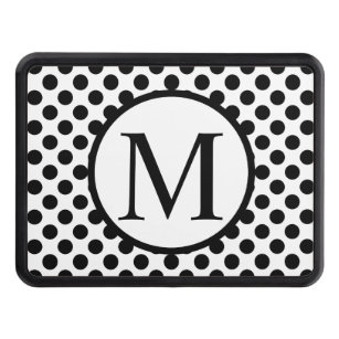 18a2d5971aae Monogrammed Trailer Hitch Covers - Towing Hitch Covers