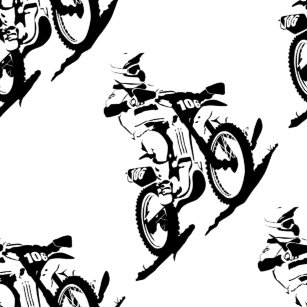 Motorcycle Wrapping Paper   Zazzle