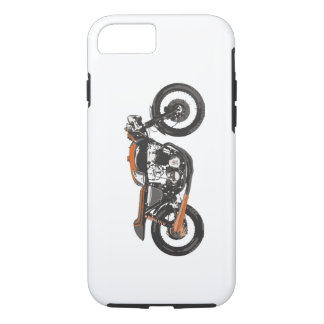 Simple Motorcycle - Cafe Racer 750 iPhone 7 Case