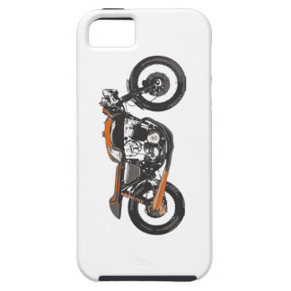 Simple Motorcycle - Cafe Racer 750 iPhone SE/5/5s Case