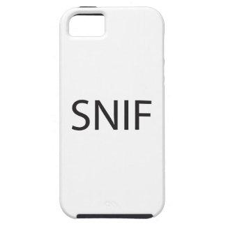Simple Nice Index File.ai iPhone SE/5/5s Case