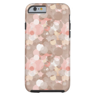 Simple Pattern - Circles iPhone 6 Case