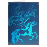 Simple Pegasus 2 Cards