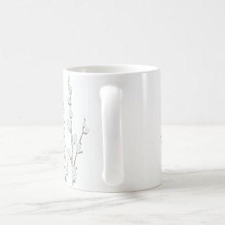 Simple pero elegante. Sauce de gatito en la taza