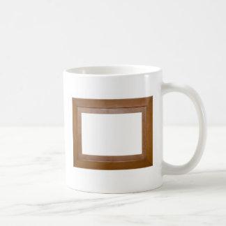 Simple photo frame coffee mug