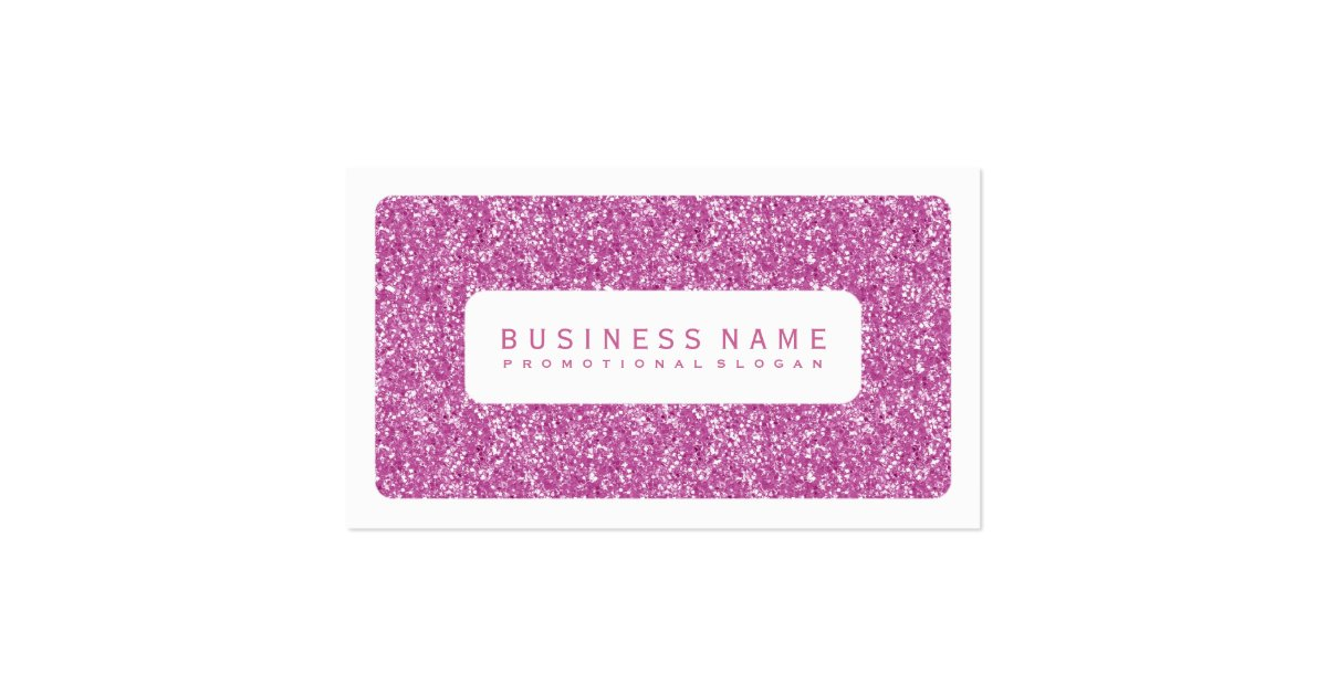 Snap simple pink business card templates zazzle photos on pinterest simple pink glitter business card zazzle colourmoves
