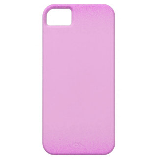 Simple Pink Shimmer iPhone 5 Cover