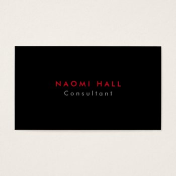 Zazzle psychology business cards images card design and card browse products at zazzle with the theme psychologist business simple plain elegant black red minimalist business reheart Choice Image