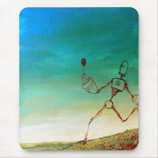 Simple Pleasures Mouse Pad