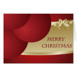 Simple Pleasures of Christmas Greeting Card