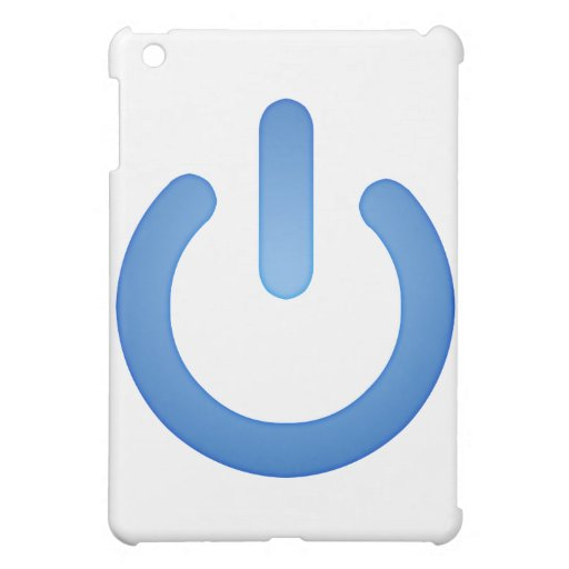 Simple Power Button Cover For The iPad Mini