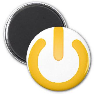 Simple Power Button Magnet