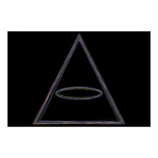 Simple Powerful Illuminati Print