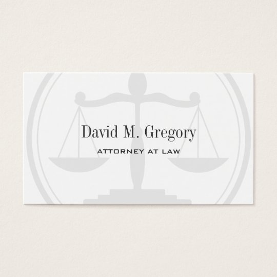Simple professional attorney lawyer law firm business card zazzle simple professional attorney lawyer law firm business card colourmoves Images