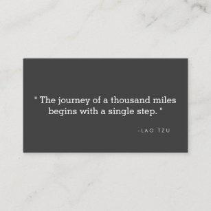 Motivational Quotes Business Cards Zazzle
